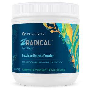 zradical powder
