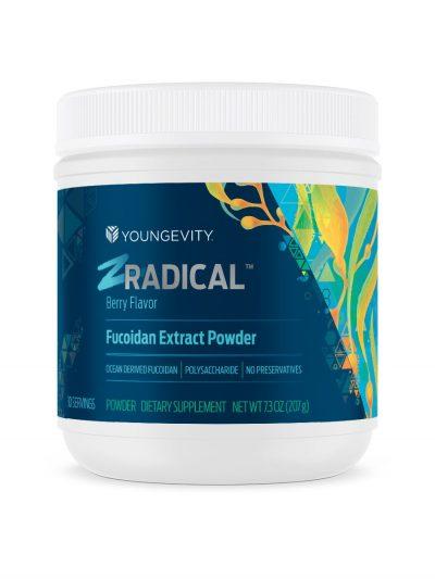 zradical powder